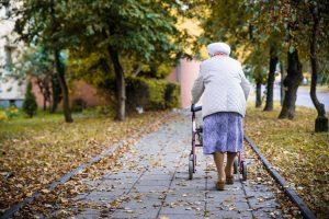UPWalker Walking Aid Rollator Walker Review
